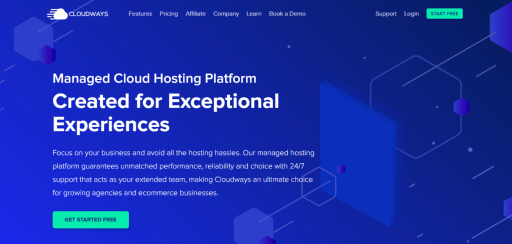 cloudways black friday home
